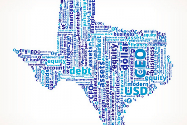 Zippy Home Buyer Texas Economy Map